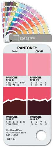 PANTONE Color Bridge Guide Coated (GG4003)