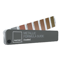 PANTONE Metallic Formula Guide Coated (GG1207)