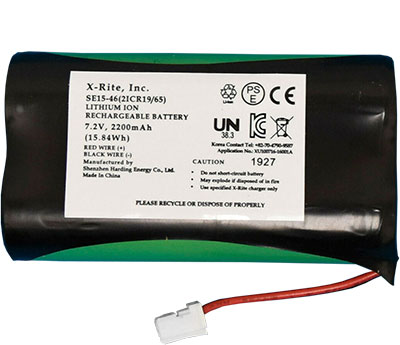 Аккумулятор Battery Pack for X-Rite eXact (SE15-46)