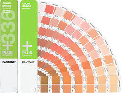 PANTONE COLOR BRIDGE® Uncoated with SUPPLEMENT (GG4004XR)